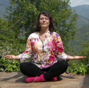 Sabine Lamarche méditation